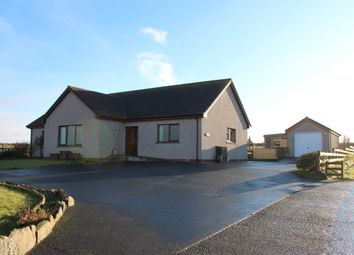 Thumbnail 4 bed detached bungalow for sale in Annfield, Tankerness, Orkney
