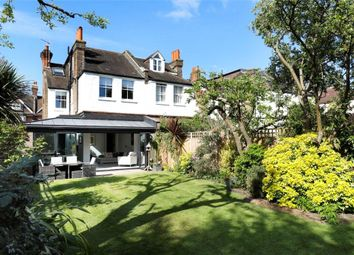 Thumbnail 5 bed semi-detached house for sale in Merton Hall Road, Wimbledon