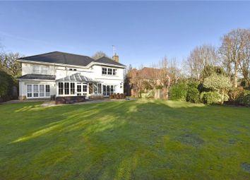 Thumbnail 5 bed detached house to rent in Fairoak Lane, Oxshott, Surrey