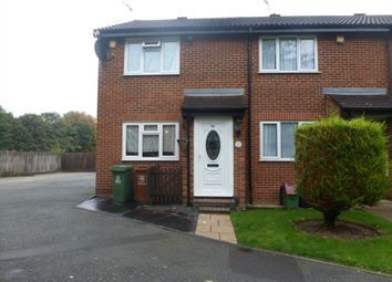Thumbnail 2 bed end terrace house for sale in Halifield Drive, Belvedere