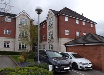 Thumbnail 1 bed flat for sale in The Willows, Sandbach Drive, Northwich, Cheshire