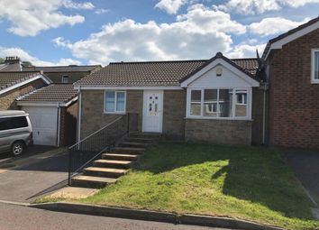 Thumbnail 3 bedroom detached bungalow to rent in Clive Gardens, Alnwick