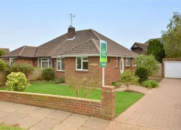 Thumbnail 2 bed semi-detached bungalow for sale in Greenoaks, North Lancing, West Sussex