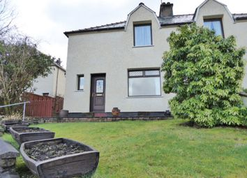 Thumbnail 3 bed semi-detached house for sale in 33, Mamore Crescent, Fort William