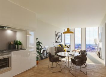Thumbnail 1 bedroom flat to rent in 33 Hadrian's Tower, Rutherford Street, City Centre
