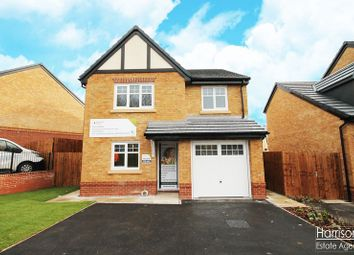 Thumbnail 4 bed detached house for sale in Gibfield Park Avenue, Atherton, Manchester