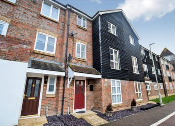 Thumbnail 5 bed terraced house for sale in East Stour Way, Ashford