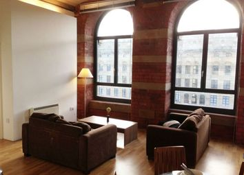 Thumbnail 1 bedroom flat to rent in New York Loft Style Apartment, Lister Mills