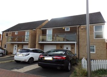 Thumbnail 4 bed property to rent in Eaton Hall Crescent, Broughton, Milton Keynes