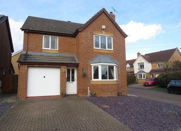 4 bed detached house for sale in Louisburg Close, Wootton, Northampton NN4