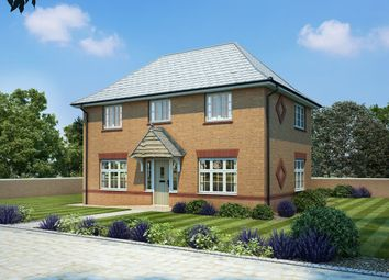 "Thumbnail 3 bedroom detached house for sale in ""Amberley"" at Hawkins Road, Exeter"