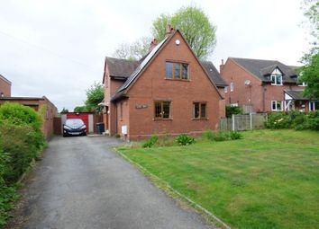Thumbnail 3 bedroom detached house for sale in Bennetts Road South, Coventry