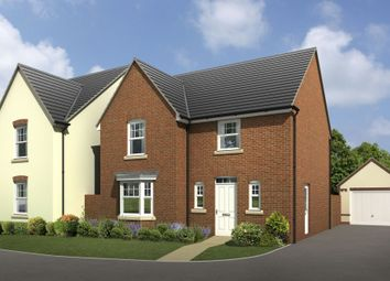 "Thumbnail 4 bedroom detached house for sale in ""Shenton"" at Wonastow Road, Monmouth"