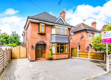 Thumbnail 7 bed detached house for sale in Weaver Road, Uttoxeter