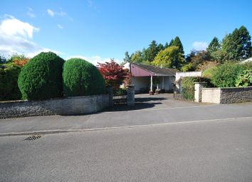 Thumbnail 3 bedroom detached bungalow for sale in Knock Road, Crieff