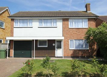 Thumbnail 4 bedroom semi-detached house to rent in Belmont Close, Wickford, Essex