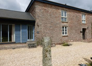 Thumbnail 2 bed barn conversion to rent in Higher Compton Barton, Compton, Marldon, Paignton