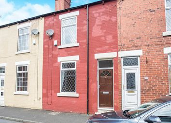 Thumbnail 2 bed terraced house to rent in Lodge Street, Hemsworth, Pontefract