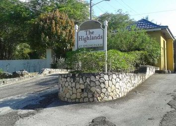 Thumbnail Land for sale in Montego Bay, Saint James, Jamaica
