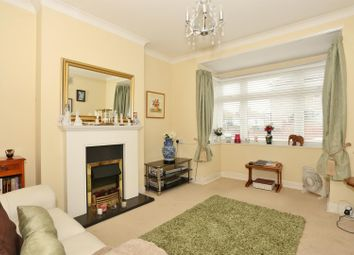 Thumbnail 2 bedroom semi-detached bungalow for sale in Courtleet Drive, Erith
