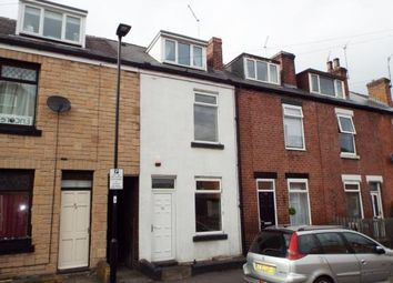 Thumbnail 3 bed terraced house for sale in Taplin Road, Sheffield, South Yorkshire