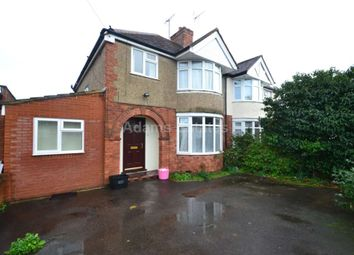 Thumbnail 6 bed semi-detached house to rent in Milton Road, Earley, Reading