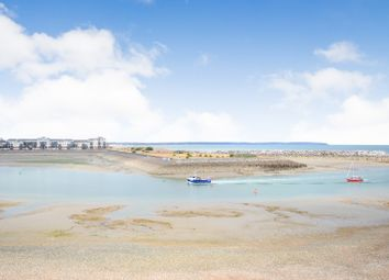 Thumbnail 2 bed flat for sale in Dominica Court, Sovereign Harbour, Eastbourne