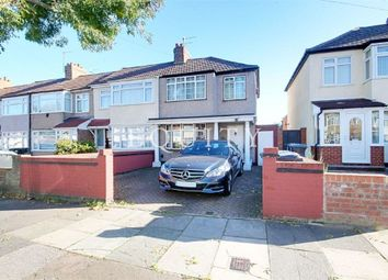 Thumbnail 3 bed end terrace house for sale in Winnington Road, Enfield