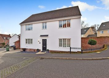 4 bed detached house for sale in Waterloo Close, Thetford, Norfolk IP24