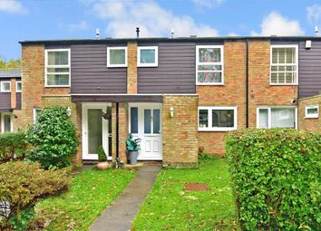 Thumbnail 3 bed terraced house for sale in Colt Stead, New Ash Green, Longfield, Kent