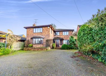 Thumbnail 5 bedroom detached house for sale in Mill Road, Cottingham, Market Harborough