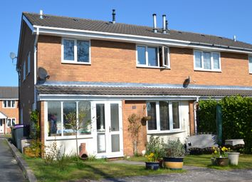 Thumbnail 2 bed end terrace house to rent in Heron Way, Newport