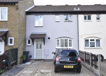 Thumbnail 3 bed terraced house for sale in Pope Close, Feltham, Middlesex