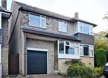 Thumbnail 5 bed detached house for sale in St. Quentin Close, Bradway, Sheffield