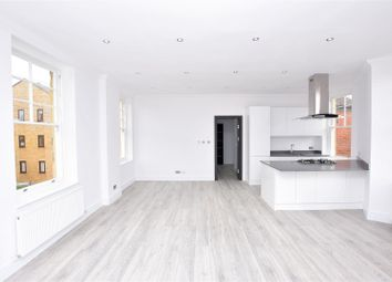 Thumbnail 2 bed flat for sale in East Terrace, Gravesend