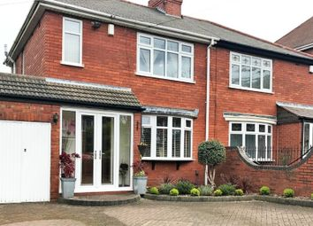 Thumbnail 2 bedroom semi-detached house for sale in Himley Road, Gornal Wood, Dudley, West Midlands