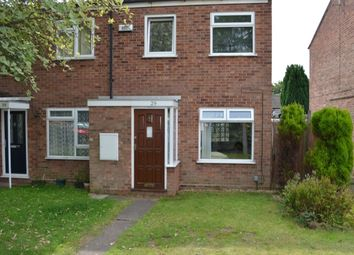 Thumbnail 2 bed property to rent in Cranhill Close, Solihull