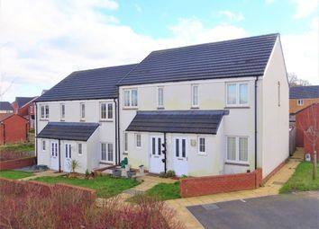 Thumbnail 2 bed terraced house for sale in Yarlington Mill, Cranbrook, Exeter, Devon