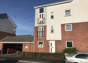 Thumbnail 2 bed flat for sale in Poundlock Avenue, Hanley, Stoke On Trent, Staffs