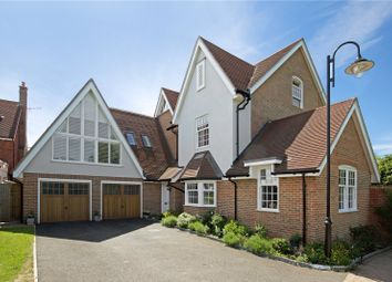 Thumbnail 4 bedroom detached house for sale in Wakeford Lane, Broadbridge Heath, Horsham, West Sussex