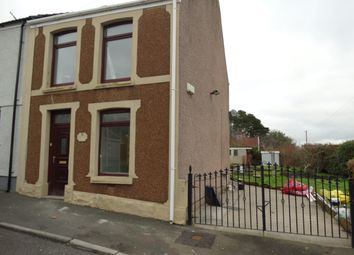 Thumbnail 3 bed semi-detached house to rent in Harry Street, Morriston, Swansea
