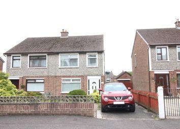 Thumbnail 3 bedroom semi-detached house for sale in Elmfield Crescent, Glengormley