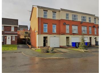 Thumbnail 3 bed town house for sale in Onyx Grove, Stoke-On-Trent