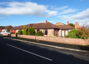 Thumbnail 3 bed detached bungalow for sale in Manor Park, Legbourne, Louth