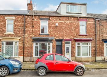 Thumbnail 2 bed terraced house for sale in Westgarth Terrace, Darlington, Durham