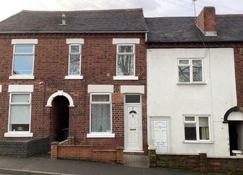 Thumbnail 3 bed terraced house for sale in Union Road, Swadlincote