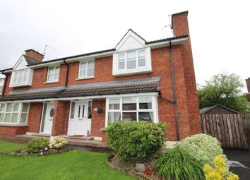 Thumbnail 3 bed semi-detached house for sale in Knockdarragh Park, Lisburn