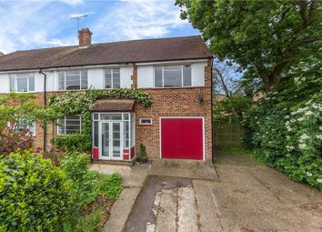 Thumbnail 5 bed semi-detached house for sale in Downes Road, St. Albans, Hertfordshire