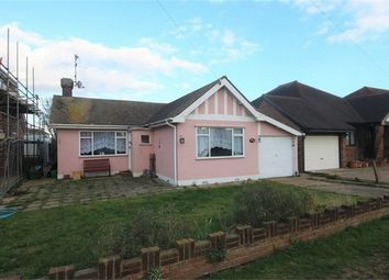 Thumbnail 3 bed detached bungalow for sale in Beachway, Canvey Island, Essex