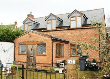 Thumbnail 3 bed detached house for sale in Baggrave End, Barsby, Leicester
